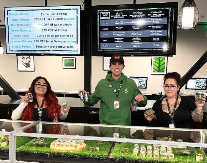 Thrive Cannabis Marketplace Introduces New Specials to Celebrate 4/20