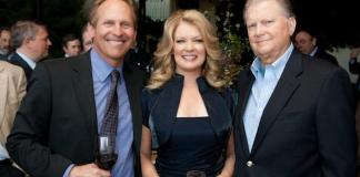 John Nogawski, Mary Hart and Burt Sugarman