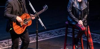 """Pat Benatar & Neil Giraldo """"A Very Intimate Acoustic Evening"""" at Pearl Concert Theater"""