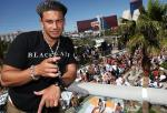 Pauly D at Palms Pool