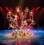 "Wynn Las Vegas Partners with Leukemia & Lymphoma Society of Southern Nevada for One-Night-Only Benefit Performance of ""Le Rêve – The Dream"", Nov. 4"