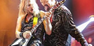Judas Priest Performs at The Pearl at Palms Casino Resort