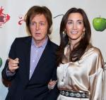 Sir Paul McCartney and fiance Nancy Shevell