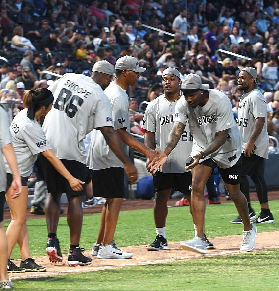 Reilly Smith Knocks it Out of the Park with Battle For Vegas Charity Softball Game for the Tyler Robinson Foundation