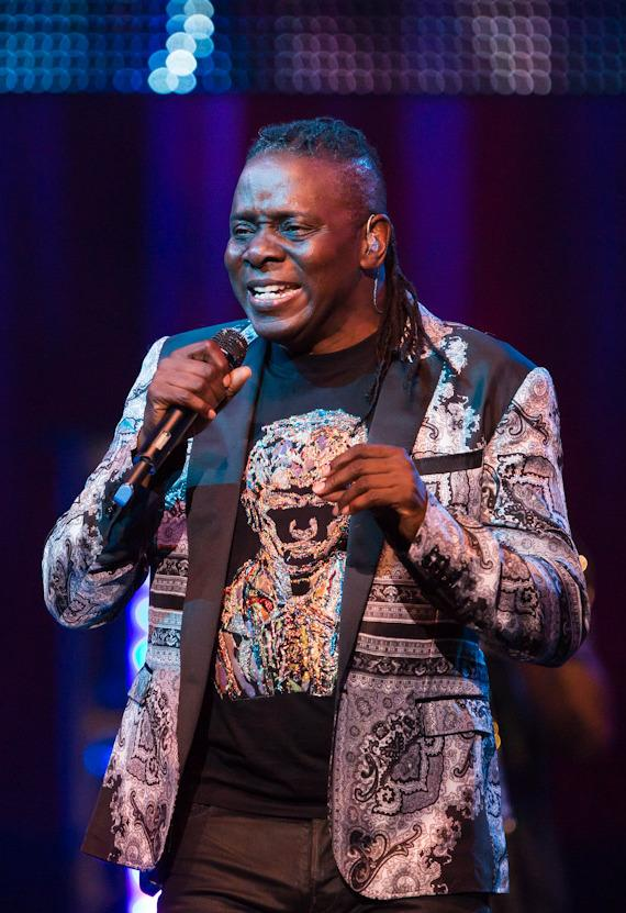 Earth Wind and Fire perform at The Joint at Hard Rock Hotel & Casino