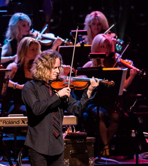 The Symphonic Rock Show at Reynolds Hall at The Smith Center For The Performing Arts in Las Vegas
