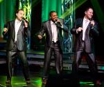 Straight No Chaser performs at Reynolds Hall at The Smith Center For Performing Arts
