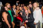 PEEPSHOW Stars Coco, Cheaza, Josh Strickland and other cast members at Body English in Las Vegas