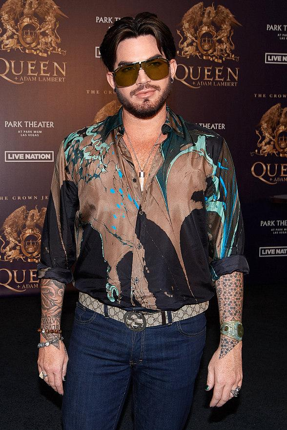 Queen + Adam Lambert Make Las Vegas Grand Entrance Kick off Limited Engagement of 'The Crown Jewels' at Park Theater at Park MGM September 1