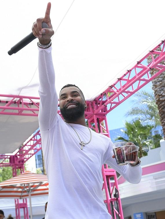 R&B Superstars Ashanti and Ginuwine Deliver Red-Hot Performances at Flamingo Las Vegas' GO Pool Dayclub