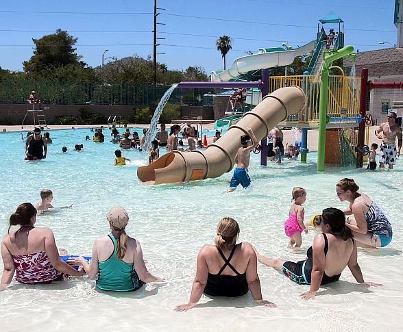 Henderson Seasonal Pools Set to Open May 25