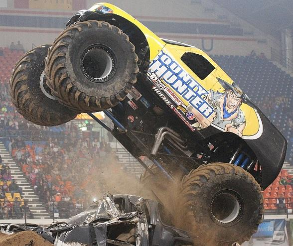 Monster Truck Insanity Tour Returns to Pahrump Nov. 2