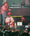 Bow Wow and Jermaine Dupri at TAO