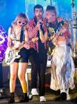 DNCE, Hailee Steinfeld, Jason Derulo, Niall Horan, Post Malone and Martin Garrix hit the stage at CBS Radio's SPF at Boulevard Pool inside The Cosmopolitan of Las Vegas