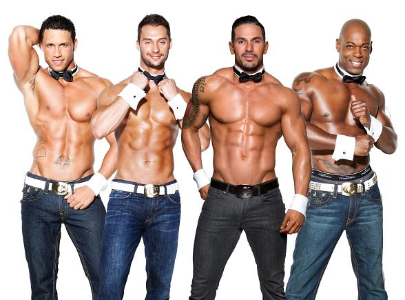 Heat Things Up with the Hunks of Chippendales During Saturday's Oktoberfest Keg Tapping Sept. 19