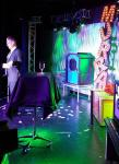 """Chris Funk performs in """"Murray 'Celebrity Magician'"""" at Planet Hollywood"""