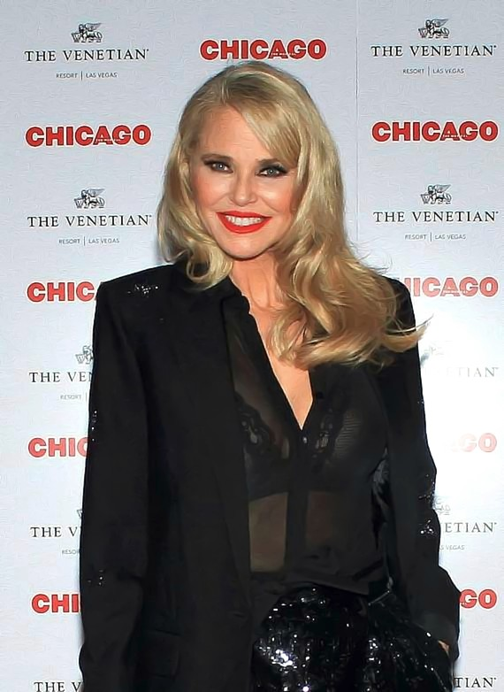 """""""Chicago the Musical"""" Celebrates Opening Night at The Venetian Las Vegas April 10 Starring Legendary Supermodel and Actress Christie Brinkley"""