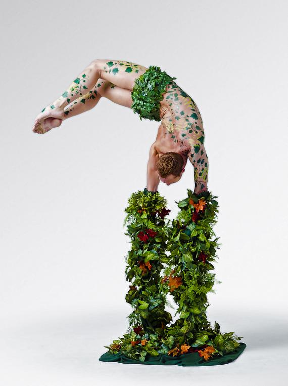 """Circus Couture Presents a Benefit Performance of """"86 Peculiar Place"""" at The Smith Center"""