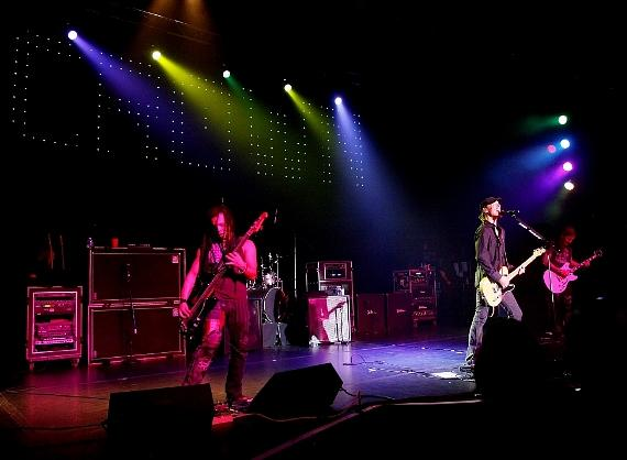 Fuel at Crown Theater in The Rio