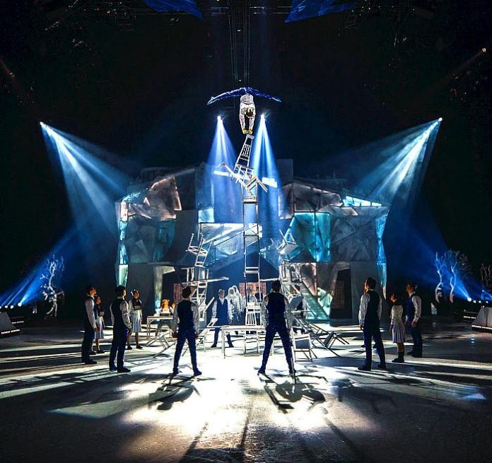 Cirque du Soleil Premieres New 60-Minute On-Ice Special