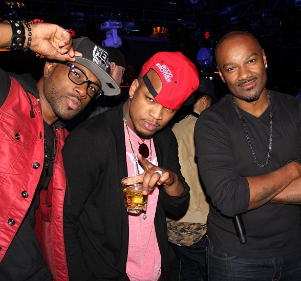 Ne-Yo Hosted an Unforgettable Night at Chateau Nightclub & Rooftop at Paris Las Vegas