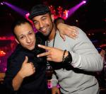 DJ Vice & Matt Kemp at TAO