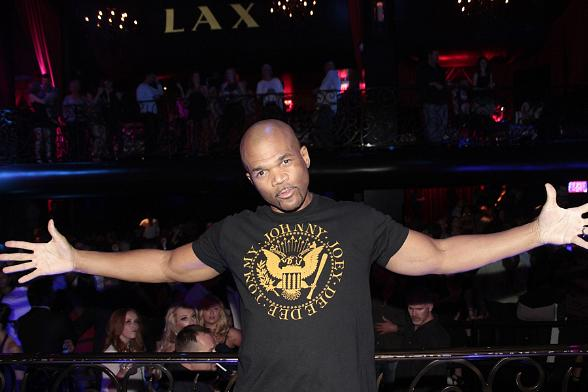 DMC Hosts at LAX Nightclub