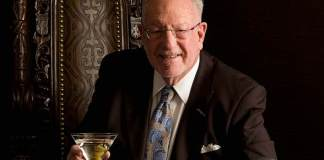 Fremont Street Experience Party and 80 Martini Salute on July 18 to Honor Former Las Vegas Mayor Oscar Goodman's 80th Birthday