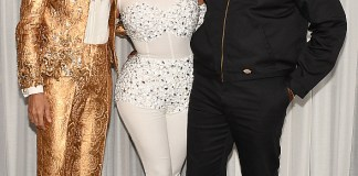 Kanye West and Kim Kardashian Hearts Go On with Celine at The Colosseum at Caesars Palace Las Vegas