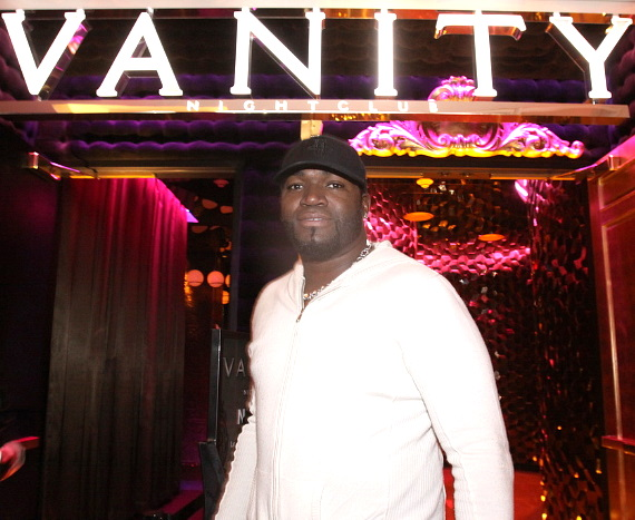"""Aric """"Cage"""" Nelson at Vanity"""