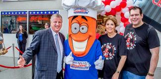 American Coney Island Sells 1,108 Coney Dogs During 'Nickel Day' Event at the D Las Vegas