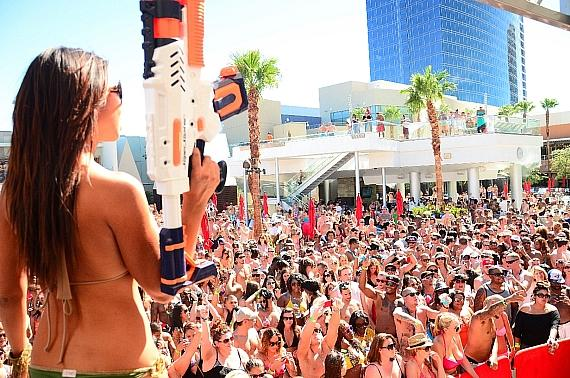 Palms Pool & Dayclub Sizzles with Return of Ditch Fridays, May 1