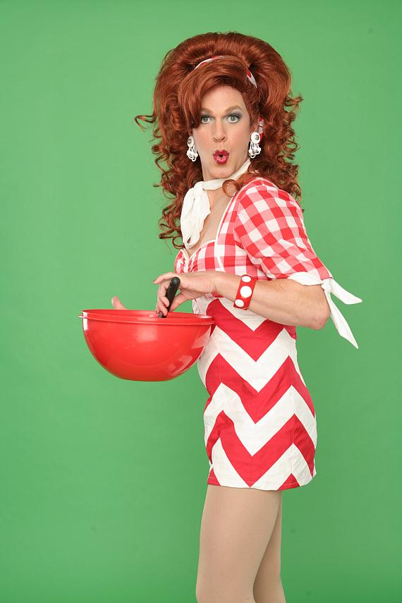 The Smith Center for the Performing Arts Hosts Dixie's Tupperware Party May 17-22