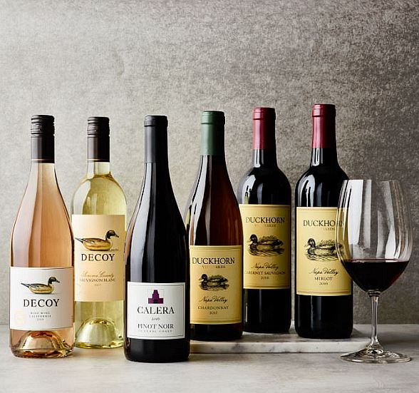 """Introducing an """"Uncorked Wine Experience"""" from Fleming's Prime Steakhouse & Wine Bar Featuring Six Distinguished Wines from the Duckhorn Portfolio"""