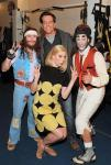 Hangover Actor Ed Helms Attends LOVE by Cirque du Soleil