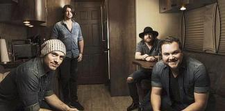 Country Music Icons Eli Young Band Celebrate 4th of July with Free Downtown Rocks Performance at Fremont Street Experience