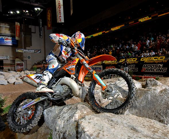 Engine-Revving Excitement Returns to Orleans Arena with GEICO EnduroCross Nov. 17