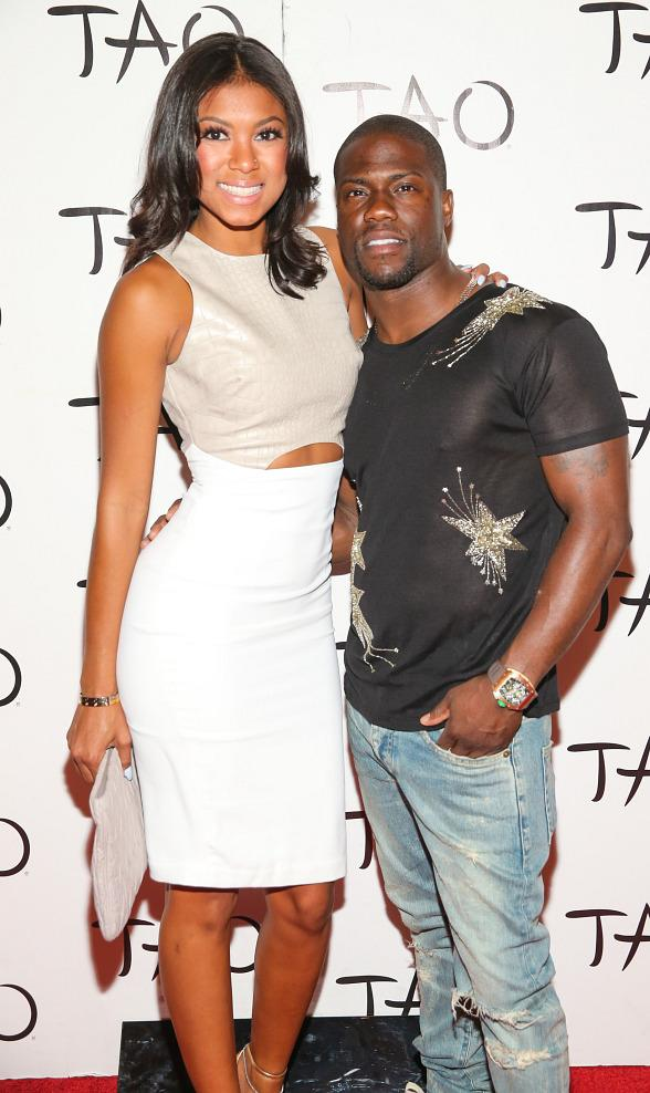 Nas, Kevin Hart, Taraji P Henson, Fabolous and more at TAO & Marquee