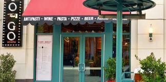 """""""Tap Takeover"""" at Flour & Barley Brick Oven Pizza at The LINQ in Las Vegas"""