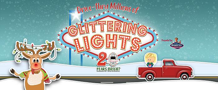 Christmas in July: Glittering Lights Launches 2020 Ticket Sales!