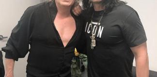 """Criss Angel Attends """"Hans Klok: The World's Fastest Magician"""" at Excalibur Hotel & Casino in Las Vegas"""