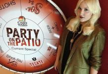Hayley Hasselhoff Poses at Cabo Wabo Cantina