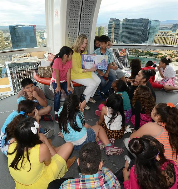 CCSD announces partnership with High Roller at The LINQ Promenade