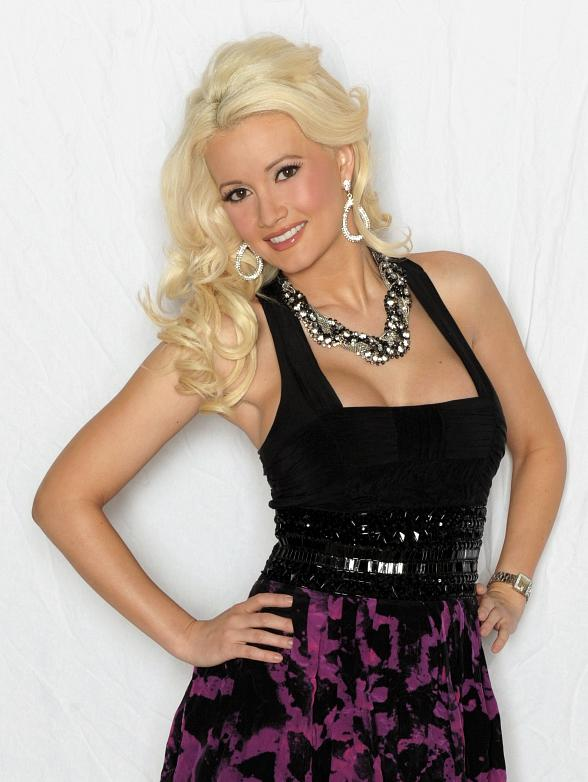 Holly Madison Hosts 3rd Annual 'Hollyween' at MGM Grand's Studio 54 Oct. 29