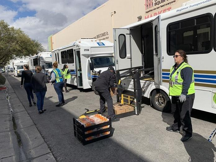RTC Receives Grant to Continue Three Square Partnership During Pandemic; Funding Allows Agency to Continue Delivering 300 Meals Weekly to Seniors in Need