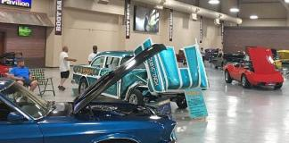 South Point Car & Truck Show to Benefit Las Vegas Chapter of Speedway Children's Charities August 24 - Free Admission