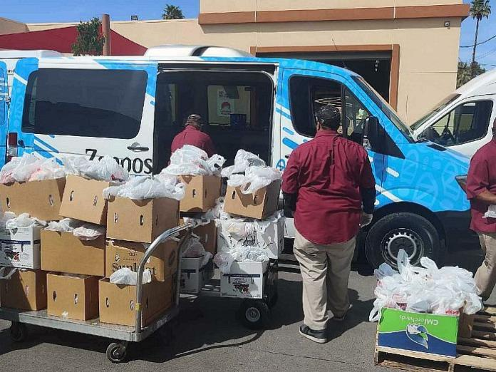 Delivering With Dignity Provides More Than 18,000 Individual Meals in First Month