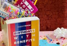 Fashion Show Las Vegas Launches All-New Birthday Box
