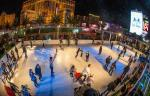 """Ice Out Cancer Over Vegas"" at The Ice Rink at The Cosmopolitan of Las Vegas"