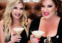 """Real Housewives of Orange County"" Star Emily Simpson Enjoys a Fun-Filled Weekend in Las Vegas"